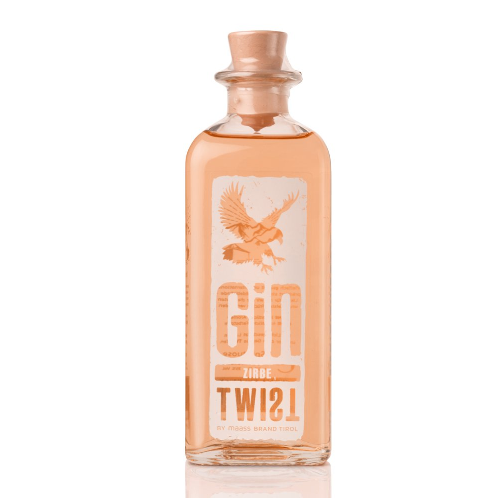 Gin Twist Zirbe maass